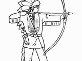 Native American Coloring Pages for Preschoolers Indians Coloring Pages