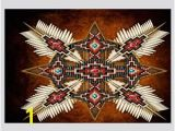 Native American Wall Murals Native American Indian Pacific northwest Wall Art Cafepress