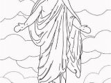 Nativity Coloring Page Lds He is Risen Resurrection