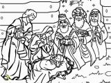 Nativity Coloring Page Lds Printable Nativity Scene Coloring Pages for Kids