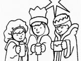 Nativity Coloring Pages for Sunday School Christian Christmas Coloring Pages for Kids