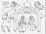 Nativity Scene Coloring Pages Printable Free Free Printable Nativity Scenes