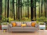 Nature Bedroom Wall Murals forest Wall Mural forest Wallpaper forest Tree Wall Mural