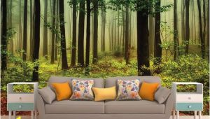 Nature Murals for Walls forest Wall Mural forest Wallpaper forest Tree Wall Mural Tree