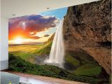Nature Wall Mural Wallpaper Nature Wall Mural Wall Covering forest Wallpaper Peel and