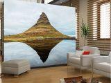 Nature Wall Murals Cheap Custom Wallpaper 3d Stereoscopic Landscape Painting Living