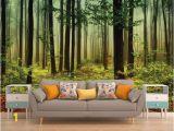 Nature Wall Murals Cheap forest Wall Mural forest Wallpaper forest Tree Wall Mural Tree