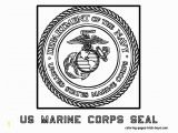 Navy Coloring Pages for Kids Us Marine Corp Flag Coloring Book Page Free