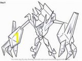 Necrozma Pokemon Coloring Page 658 Best Coloring Pages Images