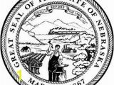 Nevada State Seal Coloring Page Challenge Nevada State Seal Coloring Page Of Home Means Pinterest