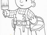 New Bob the Builder Coloring Pages 140 Best Bob the Builder Printables Images On Pinterest