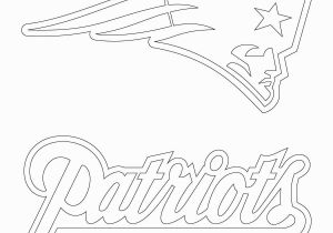 New England Patriots Logo Coloring Pages 37 Inspirational Football Coloring Page