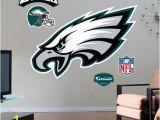 New England Patriots Wall Mural Philadelphia Eagles Team Logo Fathead Wall Sticker
