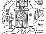 New House Coloring Pages Hundreds Of Free Printable Xmas Coloring Pages and Xmas