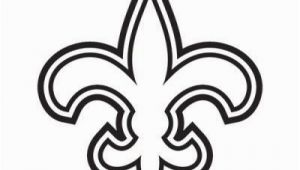 New orleans Saints Coloring Pages Fleur De Lis Decal New orleans Saints by Swampkatkreations