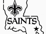 New orleans Saints Logo Coloring Pages New orleans Saints Coloring Page Coloring Home