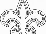 New orleans Saints Logo Coloring Pages New orleans Saints Logo Coloring Page Free Nfl Coloring