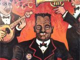 New orleans Wall Mural New orleans La Jazz Wall Mural Outside A Bar at the Very