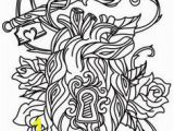 New School Tattoo Coloring Pages 120 Best Tattoo Coloring Book Images
