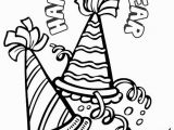New Year Coloring Pages Free Printables Happy New Year Coloring Pages Best Coloring Pages for Kids
