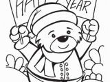 New Year Coloring Pages Free Printables New Years Day Coloring Pages Coloring Home