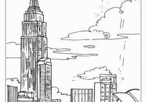New York City Coloring Pages for Kids Coloring Pages New York City