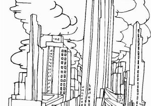 New York City Coloring Pages for Kids New York City Picture Coloring Page New York City Picture