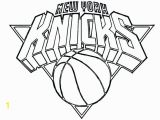 New York Knicks Coloring Pages New York Skyline Drawing Color at Getdrawings