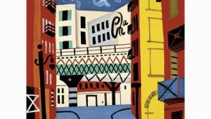 New York Mural Stuart Davis New York Elevated In 2019 San Diego Museum Of Art