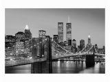 New York Skyline Mural Black and White Look at This Zulilyfind Manhattan Night Skyline Wall Mural