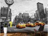New York Taxi Wall Mural 130 Best Lovely Wallpaper Wall Murals Images