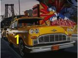 New York Taxi Wall Mural 15 Best Wall Mural Ideas Images