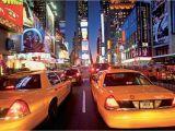 New York Taxi Wall Mural New York Taxi Wall Mural