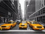 New York Taxi Wall Mural Pin by Fatima Dias On New York Pinterest