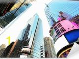 New York Times Square Wall Mural E Way Broadway Street Signs Manhattan New York Wall