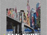 New York Times Square Wall Mural New York City Graffiti Sticker Josh S Bedroom