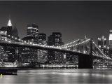 New York Wall Mural Black and White 15 Most Beautiful Wall Murals with Good Feng Shui