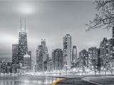 New York Wall Mural Black and White Free Xxl Poster Wall Mural Wallpaper New York