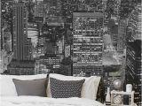 New York Wall Mural by Robert Harrison Decorazione Murale Con Panoramica Di New York
