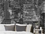 New York Wall Mural Uk Decorazione Murale Con Panoramica Di New York