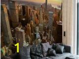 New York Window Wall Mural 159 Best 3d Wall Murals Images