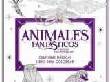 Newt Scamander Coloring Pages Animales Fantásticos Y D³nde Encontrarlos Criaturas Mági