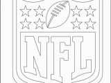 Nfl Football Team Logos Coloring Pages Nfl National Football League Coloring Logo Pages