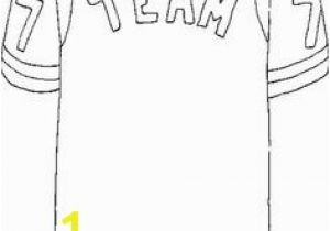 Nfl Jersey Coloring Pages Printable Coloring Pages Of Ice Hockey for Kids