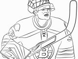 Nhl Hockey Coloring Pages to Print Tim Thomas Nhl Hockey Sport Coloring Pages Printable