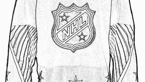 Nhl Teams Coloring Pages Nhl Worksheets for Kids