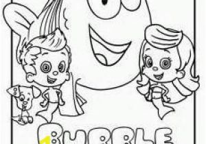 Nick Jr Coloring Pages Bubble Guppies 67 Best Nick Jr Coloring Pages Images