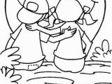 Night Sky Coloring Page Instead Of the Heart Make Stars and Fireworks In the Night