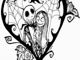 Nightmare before Christmas Adult Coloring Pages A Nightmare before Christmas Printable Coloring Page