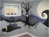 Nightmare before Christmas Wall Mural Artspace the Nightmare before Christmas Mural